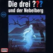 Die drei ??? (Folge 105) - Der Nebelberg, CD