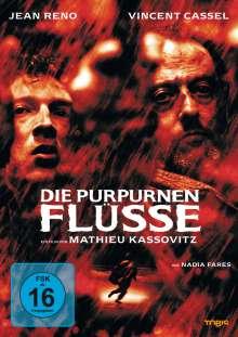 Die purpurnen Flüsse, DVD