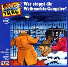 TKKG (Folge 134) - Wer stoppt die Weihnachts-Gangster?, CD