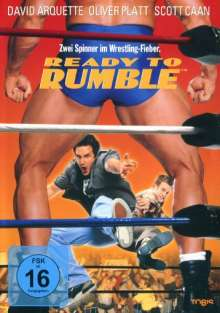 Ready To Rumble, DVD