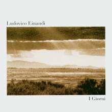 "Ludovico Einaudi (geb. 1955): Klavierwerke ""I Giorni"", CD"