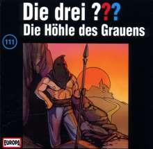 Die drei ??? (Folge 111) und die Höhle des Grauens, CD