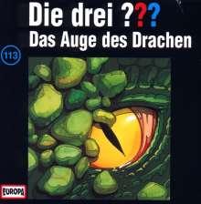 Die drei ??? (Folge 113) - Das Auge des Drachen, CD