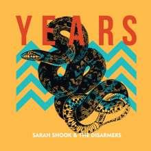 Sarah Shook & The Disarmers: Years (180g), LP