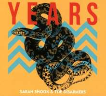 Sarah Shook & The Disarmers: Years, CD