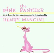 Henry Mancini (1924-1994): The Pink Panther (Remastered), CD