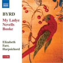 William Byrd (1543-1623): My Ladye Nevells Booke, 3 CDs