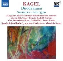 Mauricio Kagel (1931-2008): Duodramen, CD