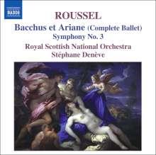 Albert Roussel (1869-1937): Symphonie Nr.3, CD
