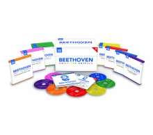 Ludwig van Beethoven (1770-1827): Beethoven Complete Edition (Naxos 2019), 90 CDs