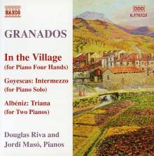 Enrique Granados (1867-1916): Klavierwerke Vol.10, CD
