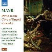 Johann Simon (Giovanni Simone) Mayr (1763-1845): David in spelunca Engaddi (Oratorium), 2 CDs