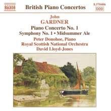 John Gardner (1917-2011): Symphonie Nr.1, CD