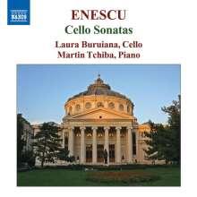 George Enescu (1881-1955): Cellosonaten op.26 Nr.1 & 2, CD