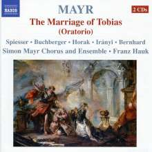 Johann Simon (Giovanni Simone) Mayr (1763-1845): Tobiae matrimonium (Oratorium), 2 CDs