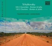 Naxos Selection: Tschaikowsky - 1812 Ouvertüre, CD