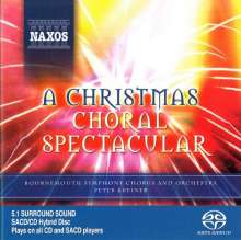 A Christmas Choral Spectacular, Super Audio CD