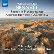 William Sterndale Bennett (1816-1875): Klaviersextett op.8, CD