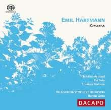 Emil Hartmann (1836-1898): Violinkonzert op.19, Super Audio CD