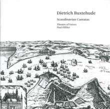 """Dieterich Buxtehude (1637-1707): Kantaten """"Scandinavian Cantatas"""", Super Audio CD"""