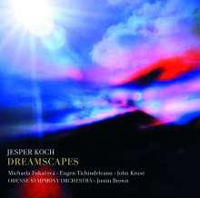"Jesper Koch (geb. 1967): Cellokonzert ""Dreamscapes"", Super Audio CD"