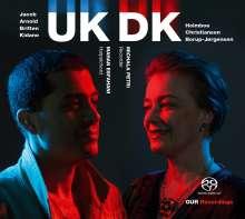 Michala Petri & Mahan Esfahani - UK DK, Super Audio CD