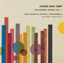 Svend Erik Tarp (1908-1994): Orchesterwerke, Super Audio CD