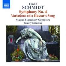 Franz Schmidt (1874-1939): Symphonie Nr.4, CD