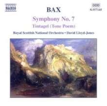 Arnold Bax (1883-1953): Symphonie Nr.7, CD