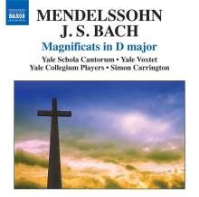 Felix Mendelssohn Bartholdy (1809-1847): Magnificat D-Dur, CD