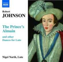 Robert Johnson (1582-1633): Lautenwerke, CD