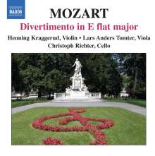 Wolfgang Amadeus Mozart (1756-1791): Divertimento Es-Dur KV 563, CD