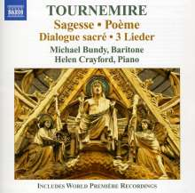 Charles Tournemire (1870-1939): Sagesse op.34, CD