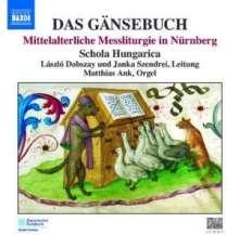 Das Gänsebuch - Mittelalterliche Gesänge aus Deutschland, CD