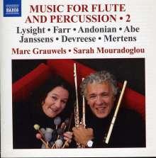 Musik für Flöte & Percussion Vol.2, CD