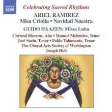 Ariel Ramirez (1921-2010): Misa Criolla, CD