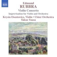 Edmund Rubbra (1901-1986): Violinkonzert op.103, CD