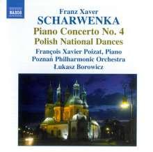 Xaver Scharwenka (1850-1924): Klavierkonzert Nr.4 op.82, CD