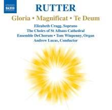 John Rutter (geb. 1945): Gloria, CD