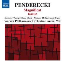 Krzysztof Penderecki (1933-2020): Magnificat, CD