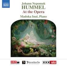 "Johann Nepomuk Hummel (1778-1837): Klavierwerke ""At the Opera"", CD"