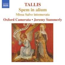 Thomas Tallis (1505-1585): Spem in Alium, CD