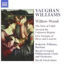 Ralph Vaughan Williams (1872-1958): The Sons of Light - Cantata, CD