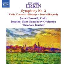 Ulvi Cemal Erkin (1906-1972): Symphonie Nr.2, CD