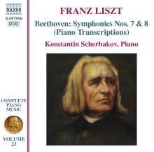 Franz Liszt (1811-1886): Klavierwerke Vol.23, CD