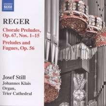 Max Reger (1873-1916): Sämtliche Orgelwerke Vol.14, CD