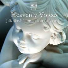 Heavenly Voices - J.S.Bach most beautiful Arias (Naxos), 2 CDs