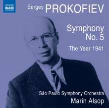 Serge Prokofieff (1891-1953): Symphonien Nr.5, CD