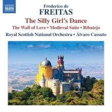 Frederico de Freitas (1902-1980): The Silly Girl's Dance, CD