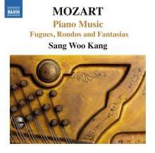 Wolfgang Amadeus Mozart (1756-1791): Klavierwerke, CD